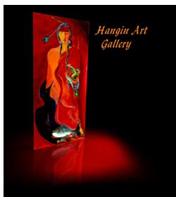 Hangin' Art Gallery Monthly Jam