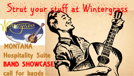 Montana Hospitality Suite Wintergrass Band Showcase