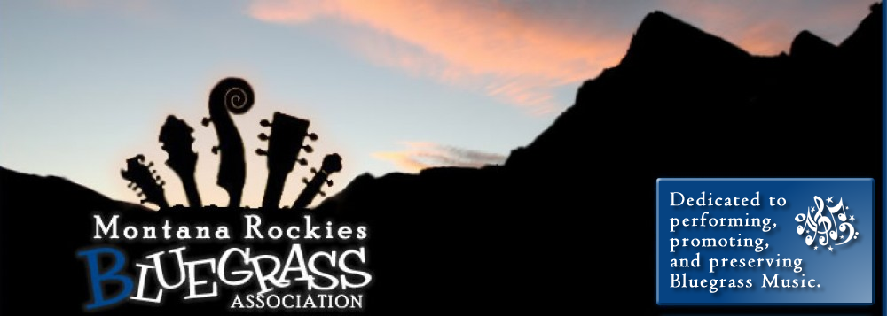 Montana Rockies Bluegrass Association