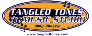 Tangled Tones Music Studio Website